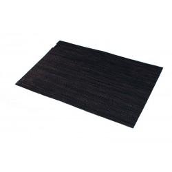 Prostírání PVC černé (30×45)