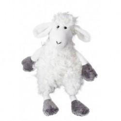 Ovce sedící bílá